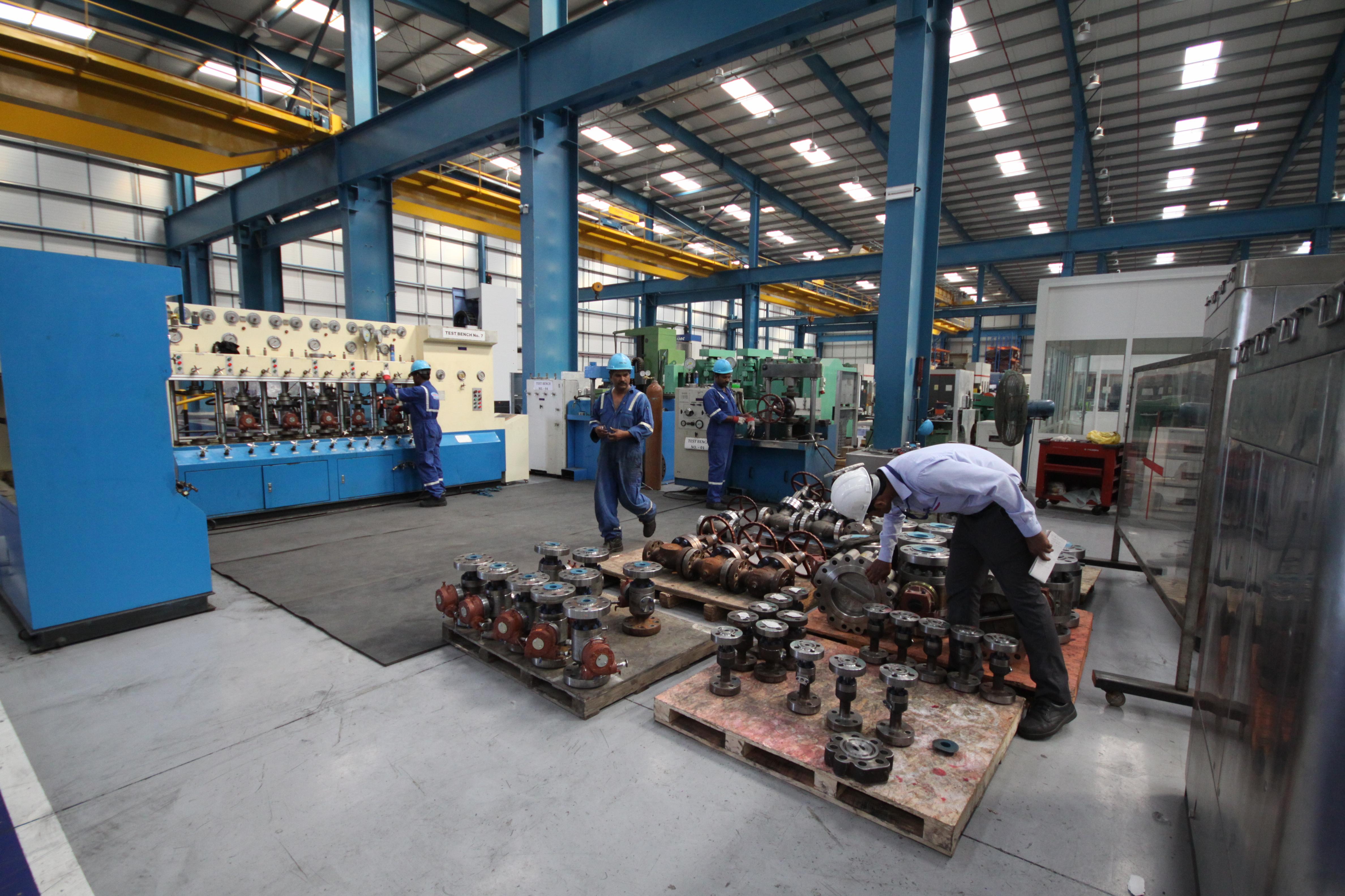 Testing Facility – Camtech Manufacturing FZCO